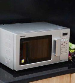 Lò vi sóng Sharp R-678VN(S) 20 lít 10