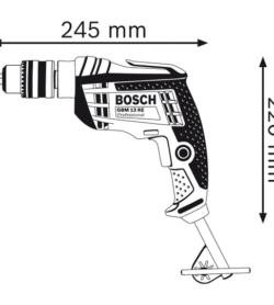 Máy Khoan Bosch GBM 13 RE 4