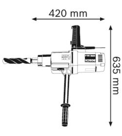 Máy Khoan Bosch GBM 32-4 4