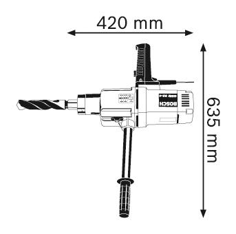 Máy Khoan Bosch GBM 32-4 2