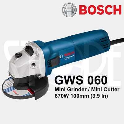 Máy mài góc Bosch GWS 060 1
