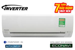 Máy lạnh 1 chiều Inverter Panasonic CU/CS-U9TKH-8 1