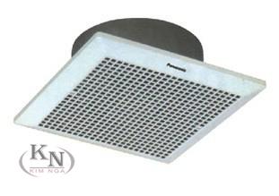 Quạt hút âm trần không dùng ống dẫn Panasonic FV-20CUT1 1