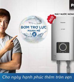 Máy nước nóng trực tiếp Panasonic DH-4NP1VS - màu bạc 7