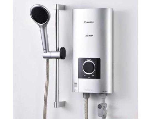 Máy nước nóng Panasonic DH-4NS3VS - màu bạc 1