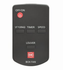 QUẠT HỘP KDK SC30X - có remote 10