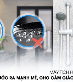 Máy nước nóng trực tiếp Panasonic DH-4NP1VS - màu bạc 5