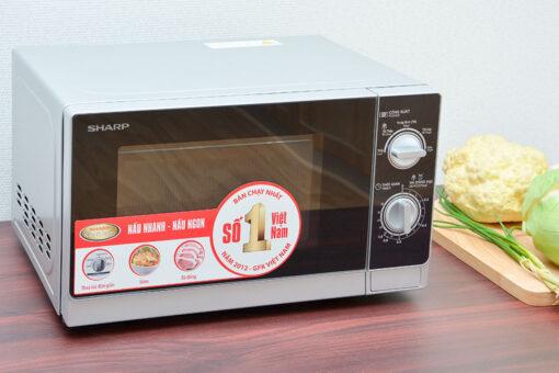 Lò vi sóng Sharp R-205VN(S) 20 lít 1
