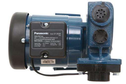 Máy Bơm Nước Đẩy Cao Panasonic 200W GP-200JXK – SV5 7