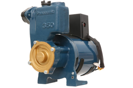 Máy bơm nước đẩy cao Panasonic 350W GP-350JA-SV5 2
