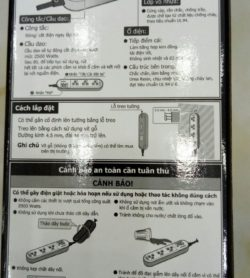 Ổ cắm nối dây Panasonic WCHG24332W 3