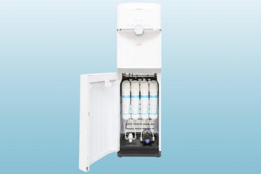 Máy lọc nước NÓNG - LẠNH RO Toshiba TWP-W1643SV - 4 lõi 4