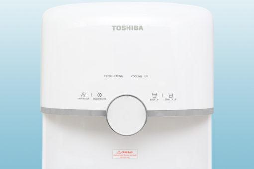 Máy lọc nước NÓNG - LẠNH RO Toshiba TWP-W1643SV - 4 lõi 6