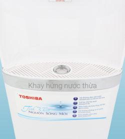 Máy lọc nước NÓNG - LẠNH RO Toshiba TWP-W1643SV - 4 lõi 14