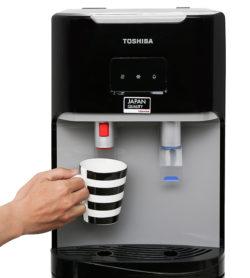 Máy nước nóng lạnh Toshiba RWF-W1669BV - ĐEN 16