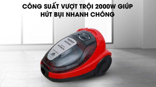 Máy hút bụi Hitachi CV-SF20V 2000W 5