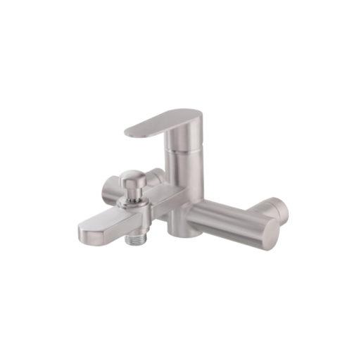 WS-0980 - Củ sen tắm kết hợp vòi nóng lạnh - INOX SUS 304 1