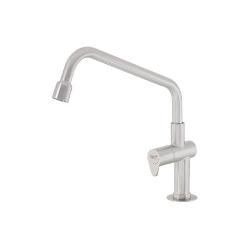 WS-1431 - Vòi chậu lạnh - INOX SUS 304 1