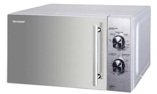 Lò vi sóng có nướng Sharp R-G227VN-M 20 Lít 1