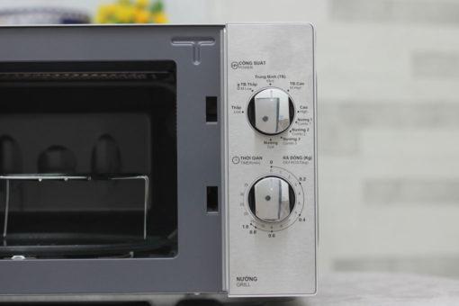 Lò vi sóng có nướng Sharp R-G227VN-M 20 Lít 5