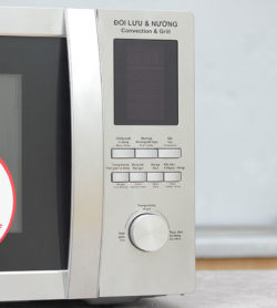 Lò vi sóng điện tử có nướng Sharp R-C932VN 32 lít 17