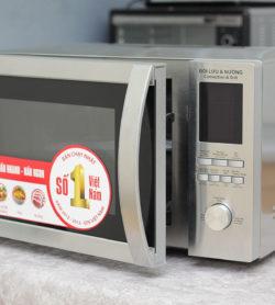 Lò vi sóng điện tử có nướng Sharp R-C932VN 32 lít 19