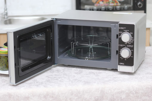 Lò vi sóng cơ có nướng SHARP R-G223VN-S 20 Lít 3