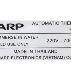 Bình thủy điện Sharp KP-Y32PV-CU 3 lít 25