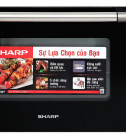 Lò nướng Sharp EO-B46RCSV-BK 46 lít 11